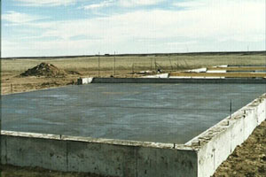 Full Perimeter Footings Are The Best Foundation For A Garage Expected To  Last A Lifetime.