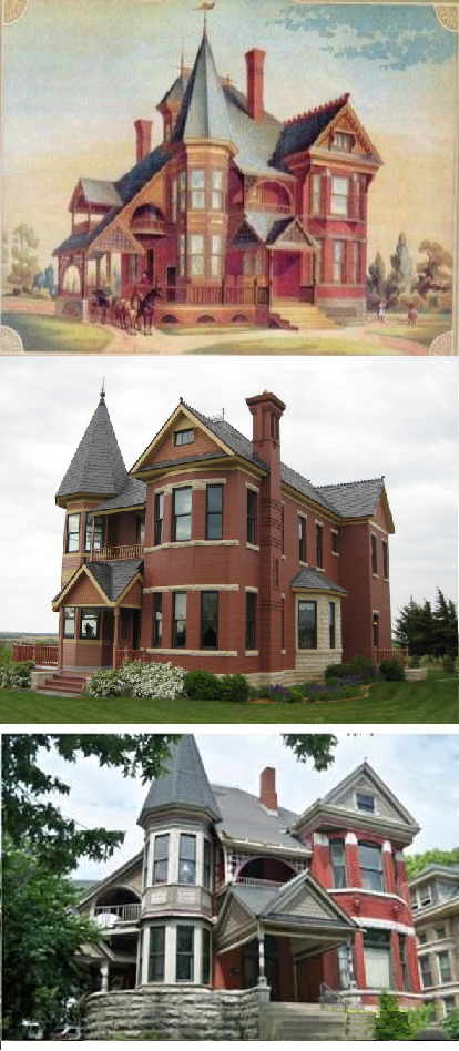Victorian Italianate House Styles House Design Plans