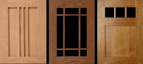 ... Craftsman Style Kitchen Cabinet Doors
