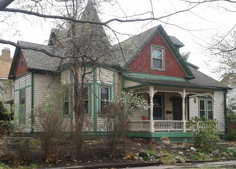 Remodels In Lincoln Nebraska Victorian Architecture Styles Queen Anne Folk House Enlarge Click To
