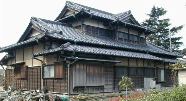 Traditional Japanese House Exterior galleryhipcom The