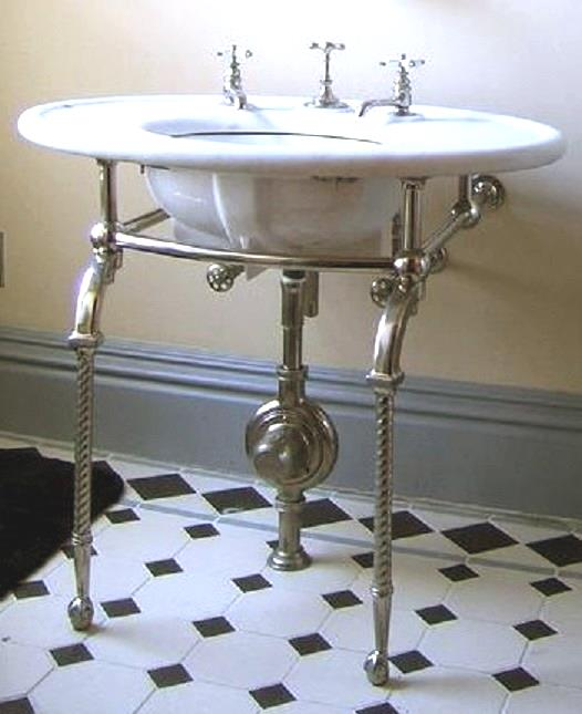 Bathroom Faucets New York City the victorian bath: the comfortable bathroom | homeowner guide