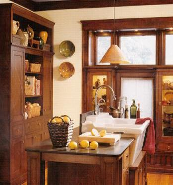 Reproducing a Victorian Kitchen | Homeowner Guide | Design/Build ...