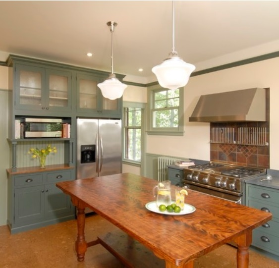Victorian Kitchen Design Ideas: Soraya Design Inspirations