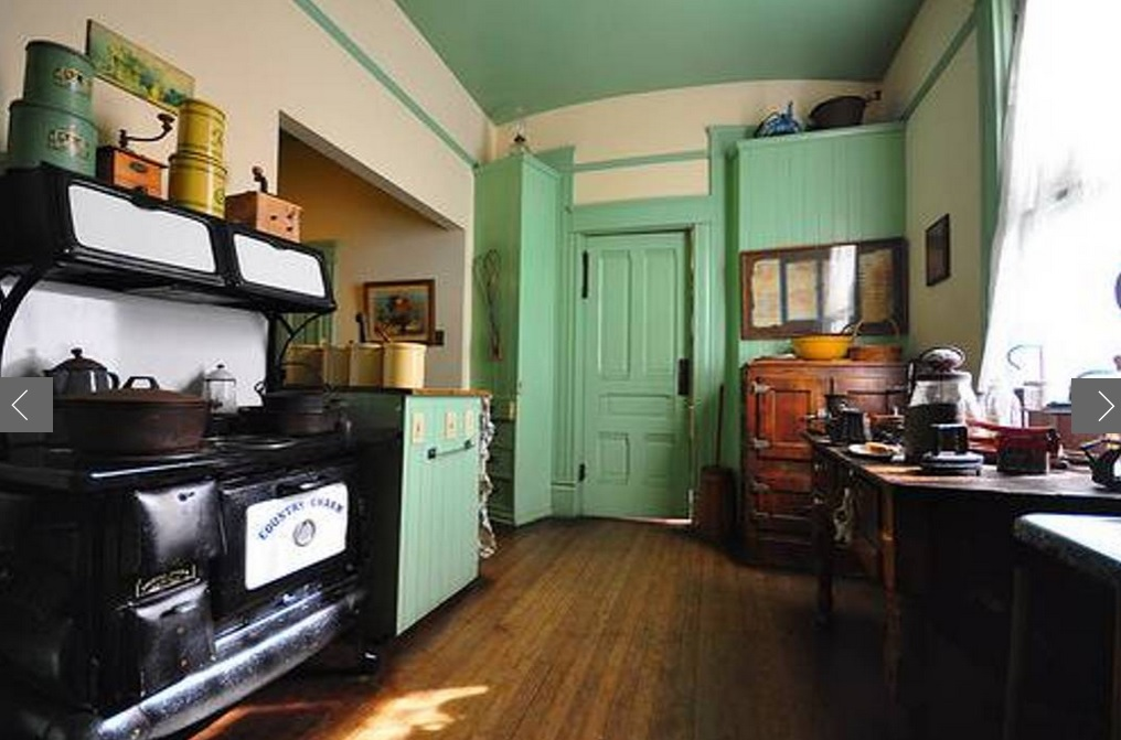 reproducing a victorian kitchen