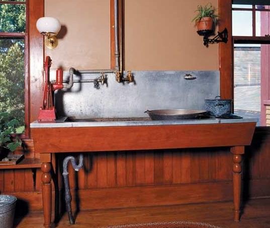 Understanding The Victorian Kitchen