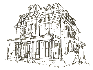 italianate house - Victorian House Design