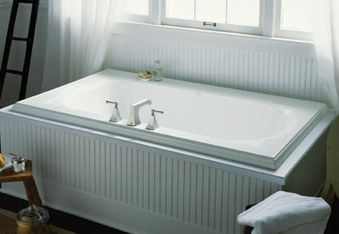Elegant Can A Drop In Tub Be Installed In An Alcove?