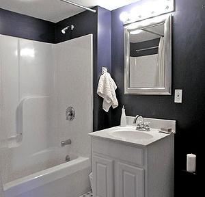 Bathroom Remodel In Lincoln, Nebraska: Shower Enclosure.