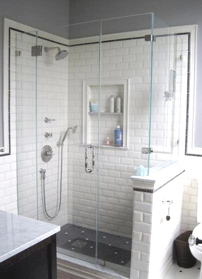 Victorian Shower. The Victorian Bath  The Comfortable Bathroom   Homeowner Guide