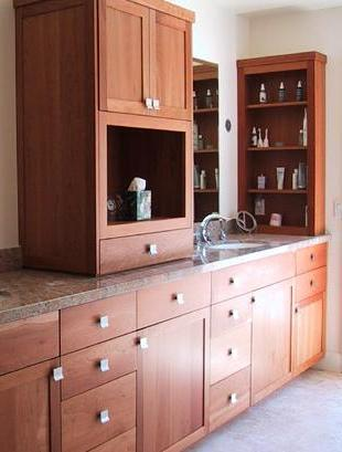 Small Bathroom Remodeling In Lincoln Ne Wall Cabinets Can Provide Lots Of Additional Storage