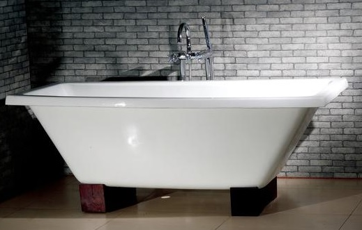 selecting showers and bathtubs