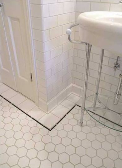 white porcelain tile floor. Click to Enlarge Porcelain vs Ceramic Tile  Homeowner Guide Design Build