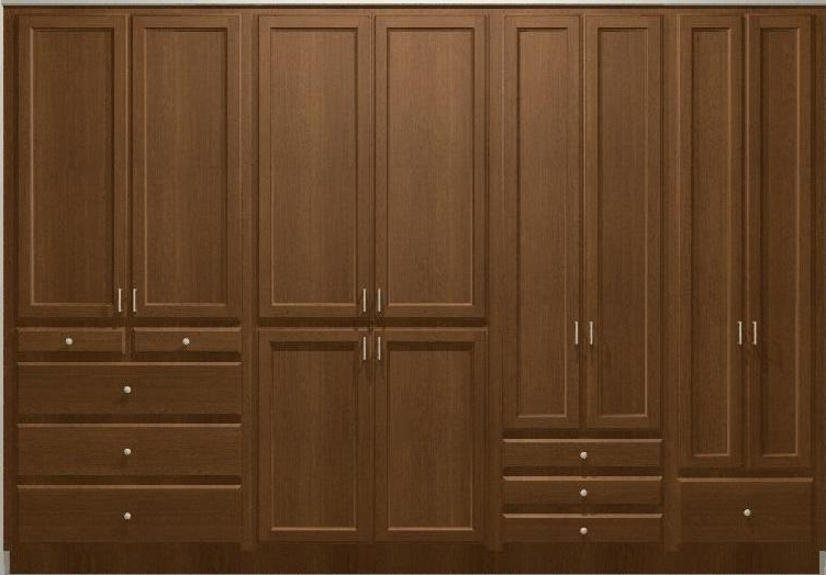 wardrobe door designs. Panel Door wardrobe wall in