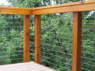 Railings, Lighting, Pergolas & Seating for Decks || Homeowner ...