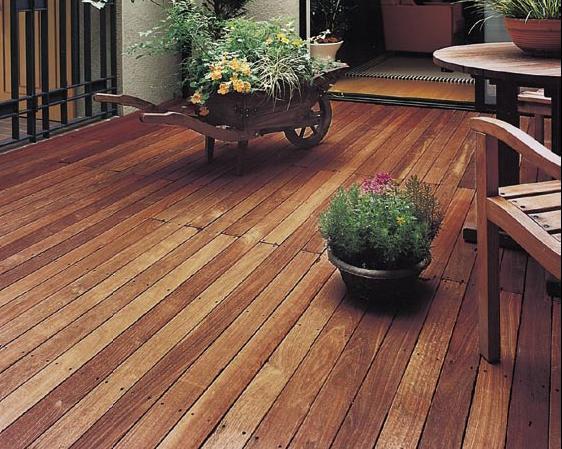 Woods Floor