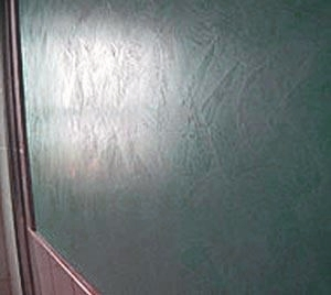 Burnished Wall Finish