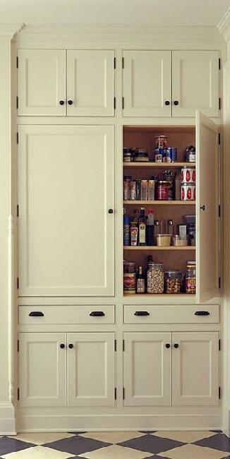b25532dc68dc KitchenRemodels in Lincoln, Nebraska. Kitchen Pantry Design Rules: Built-in  Bat-