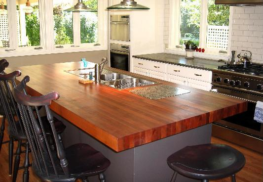 Masters Wood Countertop picture gallery