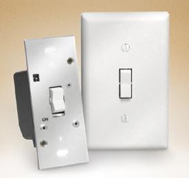 Kitchen Lighting: Wireless Switch.