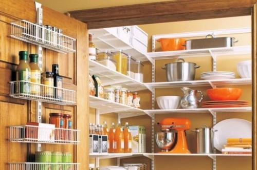 A Well Lighted Pantry. Dark Recesses Make Things Hard To See. Every Shelf  In A Pantry Should Be Bathed In Soft, Shadowless Light With Minimum Glare. Part 96