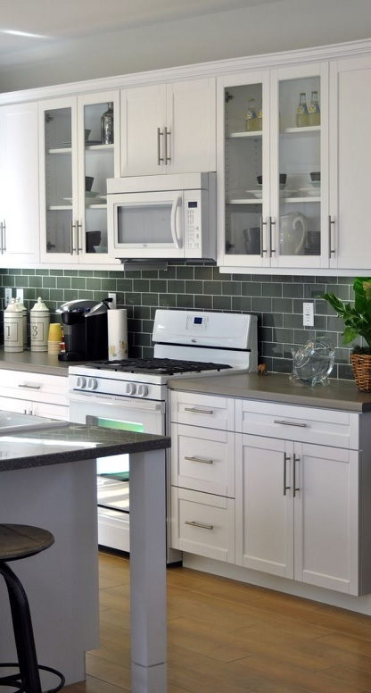 Beau Kichen And Remodeling In Lincoln, Nebraska: Thermofoil Cabinets.