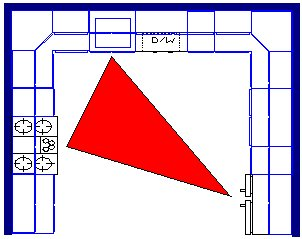 Kitchen Layouts. Kitchen Designs,Islands,Galley Kitchens, Triangle