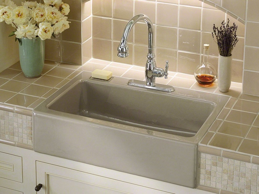 click to enlarge - Budget Kitchen Sinks
