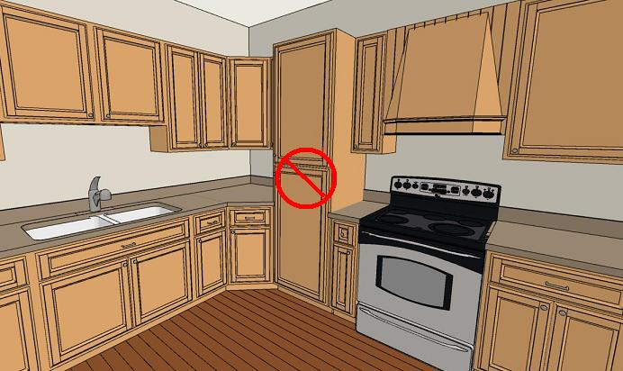 The Thirty One Kitchen Design Rules Illustrated