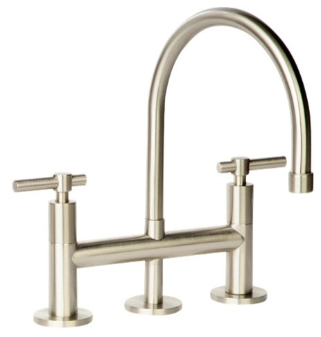 expressdecor faucet lever handles with hudson giagni bridge kitchen and spray side com