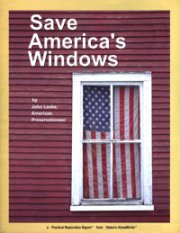 Remodeling in Lincoln, Nebraska: Save American's Windows cover