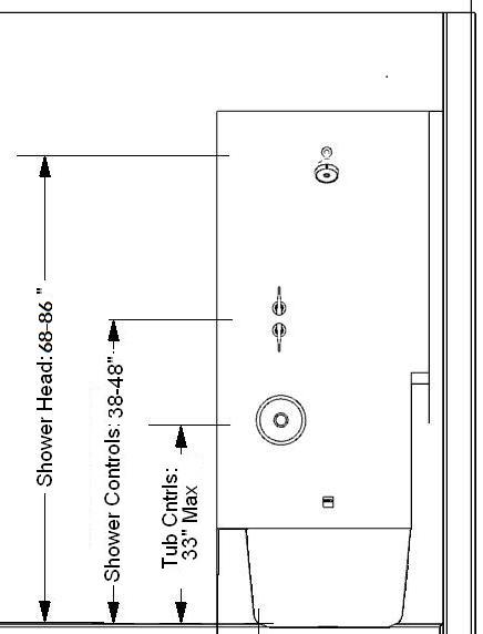Bath Design Guideline 10 Vanity Height Click To Enlarge