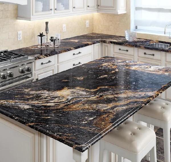 Kitchen And Bath Remodeling In Lincoln Nebraska Granite Countertop